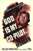 God is my Co-Pilot 1945 DVD - Dennis Morgan / Dane Clark